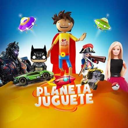 Planeta Juguete 6 de julio al 6 de agosto – Mall Plaza Vespucio
