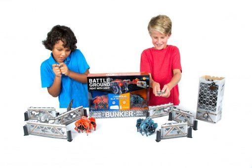 Bunker Battle Ground