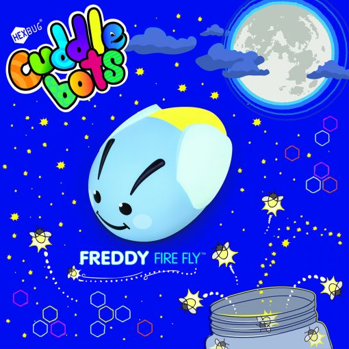 Cuddlebot Luciérnaga Freddy