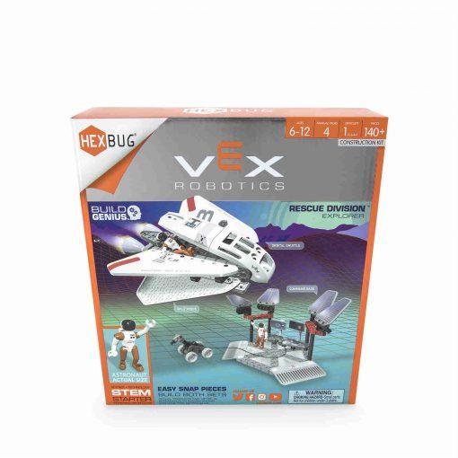 VEX Explorers División Rescate